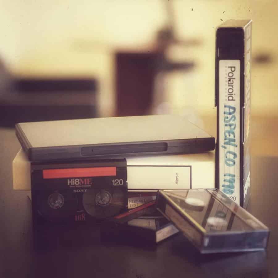 Tape Transfers – Photo-60 Studio