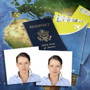 2- U.S. Passport Photos